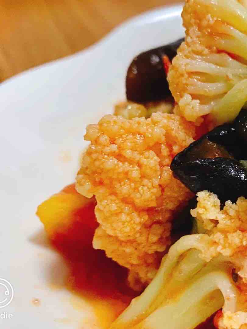 西红柿菜花