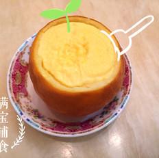宝宝镇咳佳品 香橙蒸蛋