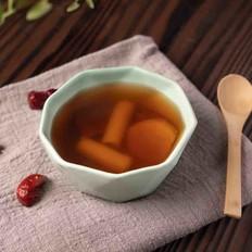 葱姜红糖水(风寒感冒必备)