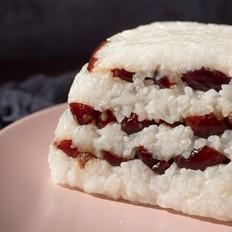 糯米红枣切糕