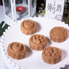 奶香栗子糕 入口即化的做法