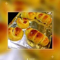 早餐香肠面包
