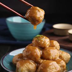 香港人气小吃——咖喱鱼丸