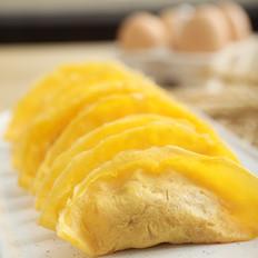 一双筷子一把勺,轻轻松松做年味菜——蛋饺