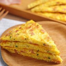 香煎土豆丝饼【孔老师教做菜】