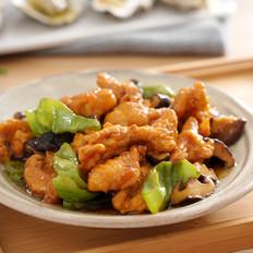 鸡腿烩鲜菇【孔老师教做菜】