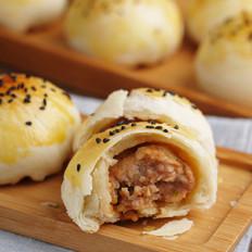 鲜肉月饼【孔老师教做菜】