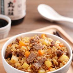 羊肉焖饭【孔老师教做菜】