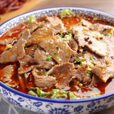 水煮牛肉【孔老师教做菜】
