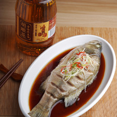 清蒸鲈鱼【孔老师教做菜】