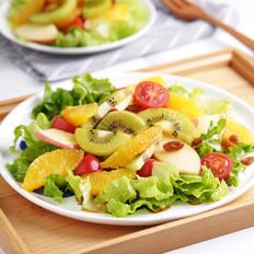 野菜苹果沙拉【孔老师教做菜】