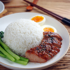 叉烧饭【孔老师教做菜】