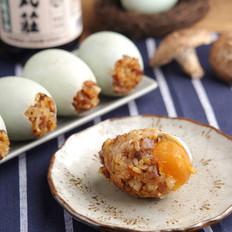 糯米蛋【孔老师教做菜】