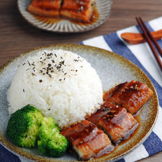 快手鳗鱼饭【孔老师教做菜】