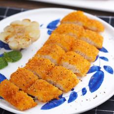 外酥里嫩的鱼排,大人小孩都爱吃——巴沙鱼排