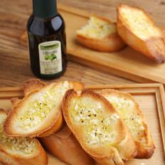 香蒜面包【孔老师教做菜】