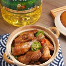 茶油焖鸡【孔老师教做菜】