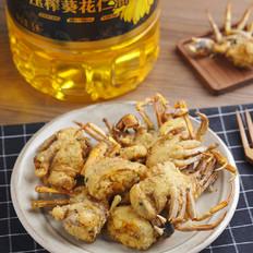 吮指面拖蟹【孔老师教做菜】
