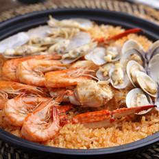 当海鲜和米饭碰撞在一起——海鲜饭