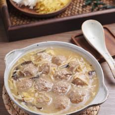 羊肉丸子胡辣汤