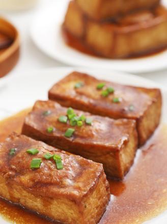 家常酿豆腐的做法
