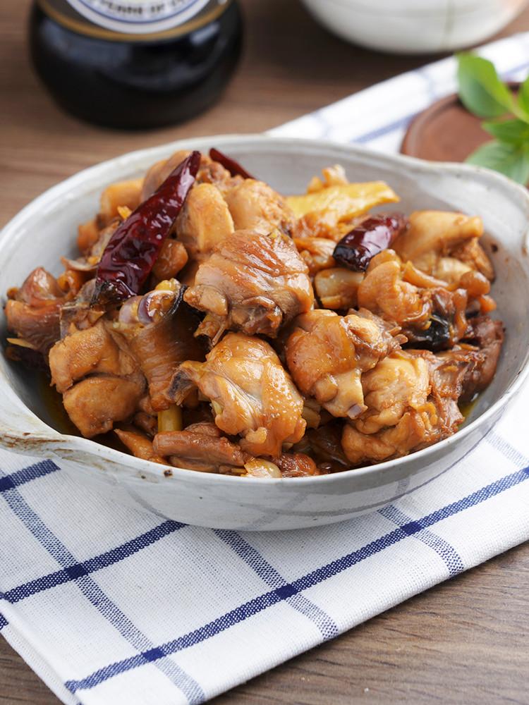 以秋天的名义请你来吃鸡——三杯鸡的做法