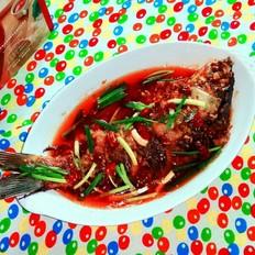 川菜一传统炝锅鱼