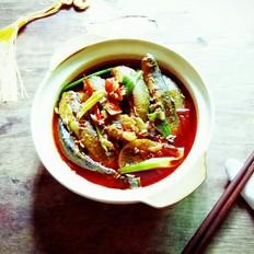 川香砂锅煨泥鳅  #中秋家宴#