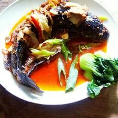 川香风味钳鱼