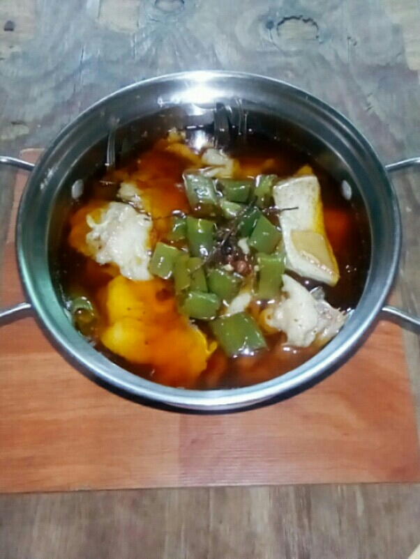 青椒鱼香锅