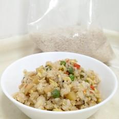 胚芽米藜麦炒饭
