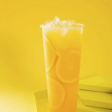 乳酸菌口味的潮流茶饮——益气呵橙!