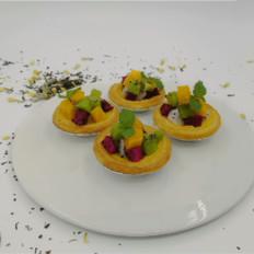 烘焙︱水果蛋挞