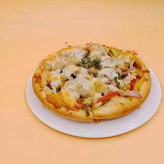 披萨︱素菜披萨