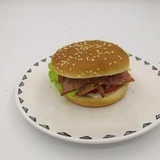汉堡︱牛肉汉堡