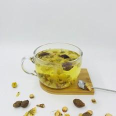 自制防疫   清咽茶