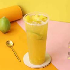 金菠萝爆柠茶