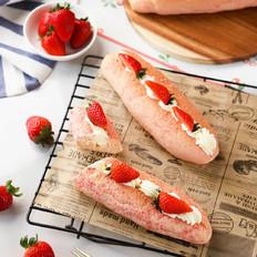 烘焙 奈雪草莓魔法棒