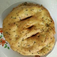 葱香炸油饼