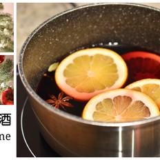 香料热饮酒Mulled Wine|约翰的小厨房
