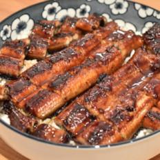 蒲烧鳗鱼饭|约翰的小厨房