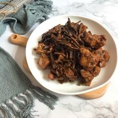 茶树菇排骨