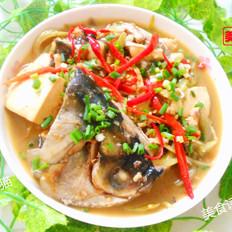 酸菜豆腐鱼