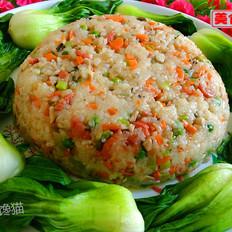 香肠糯米饭