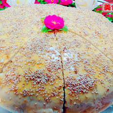 黄金千层饼