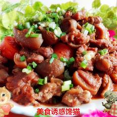 红烧羊肉(电压力锅版)