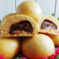 南瓜红枣包