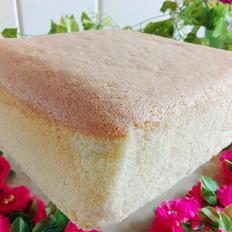 熟面粉方形蛋糕(水浴法)