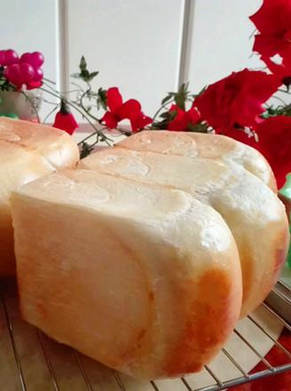 红枣豆沙吐司(一次性发酵)的做法