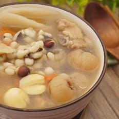 清补凉排骨汤